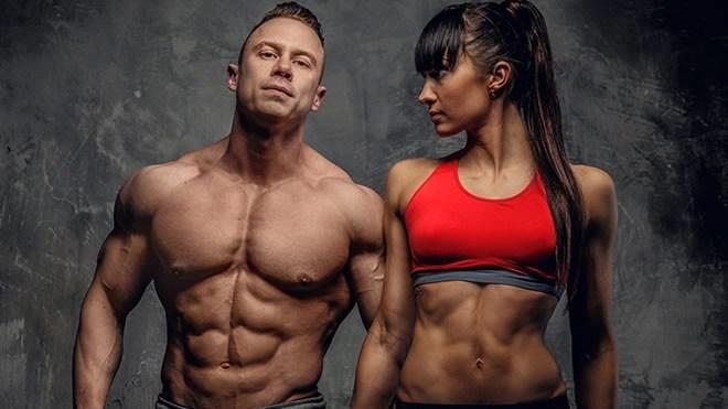 ejercicios gimnasio