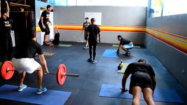 Circuito de entrenamiento