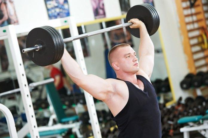 Rutinas de hombro y trapecio
