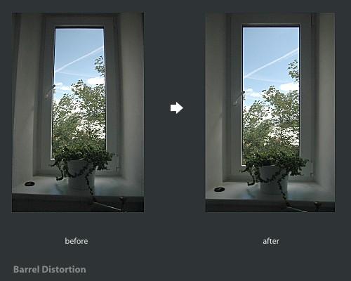 The GIMP Photo enhancement