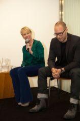 Panelists Moni Wolf (Microsoft) and Daniel Hundt (One & Co) | © 2011 Philipp Weitz Photography