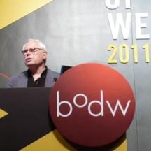 Opening keynote by Dieter Rams