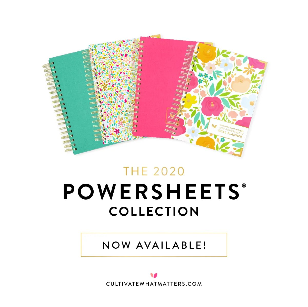 2020 Powersheets Collection