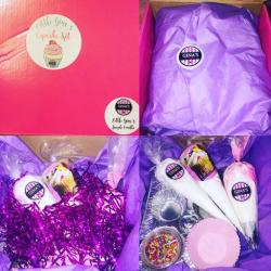 Little Gina's Cupcake Kit
