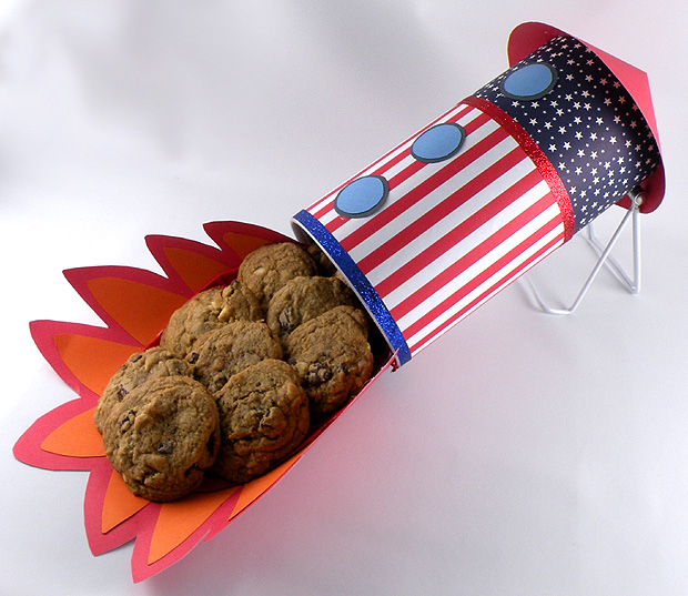 cookie-rocket