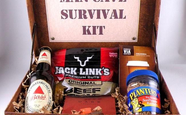 Man Cave Survival Kit