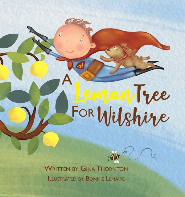 A Lemon Tree for Wilshire Cover