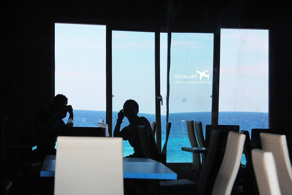 台灣離島》蘭嶼食記 蘭嶼沿海假期 Coastal Holiday 邊吃飯邊看海 晚上搖身一變BAR夜店風