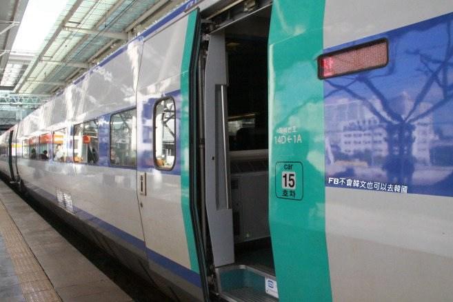 韓國交通》KTX高速鐵路(韓國高鐵) 무궁화호無窮花號(韓國火車) 座車釜山來回記
