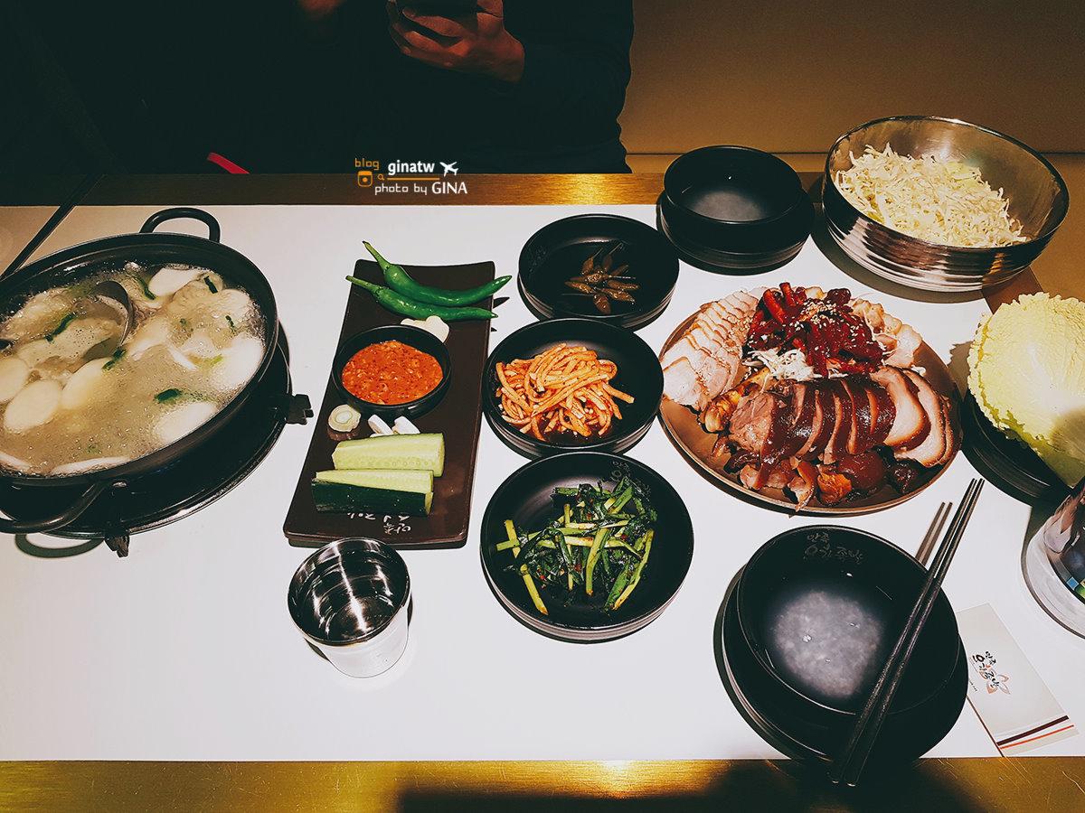 【明洞豬腳小姐優惠】Myth Jokbal.미쓰족발|2020明洞一個人也可以吃美食 + 線上買優惠更便宜 附中文地圖、交通方式 @GINA環球旅行生活
