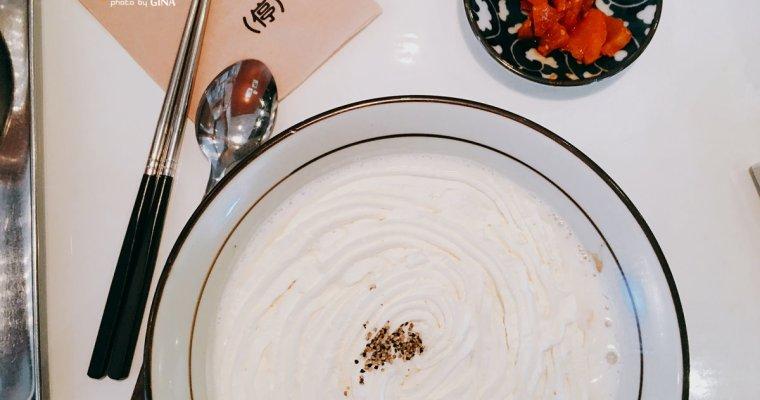 韓國首爾自由行美食》首爾站 兔子停餐廳(토끼정(停)/Tokkijung Project)超人氣奶油咖哩烏龍麵(크림 카레 우동)
