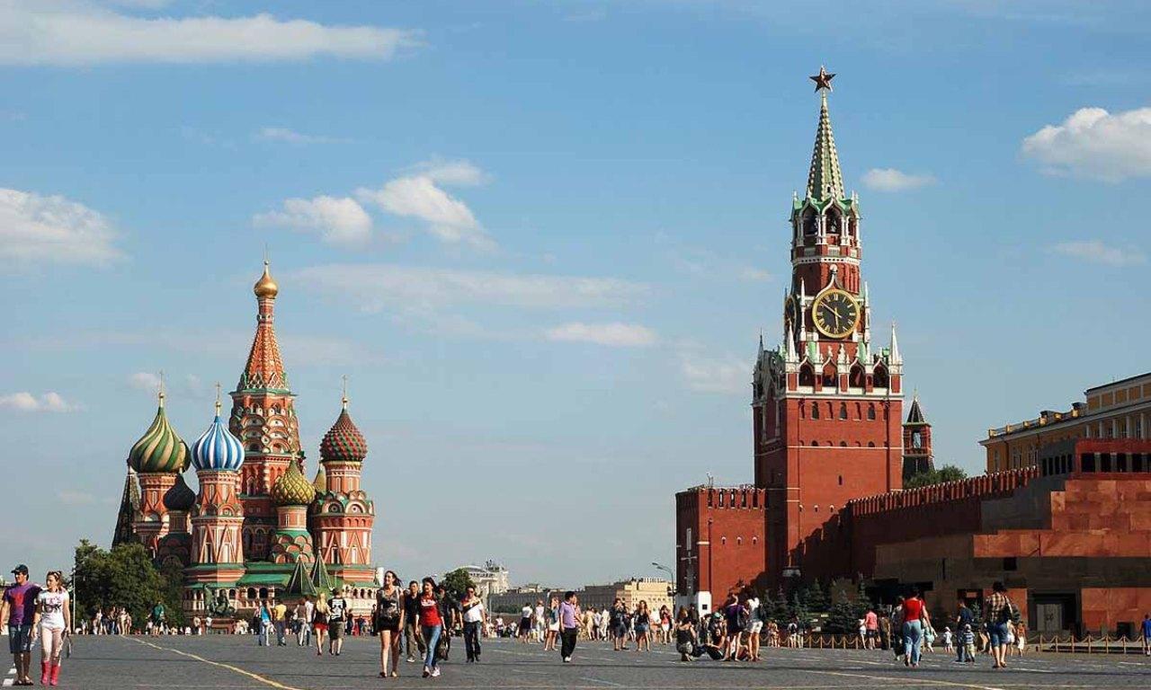 Moscow by Alvesgaspar