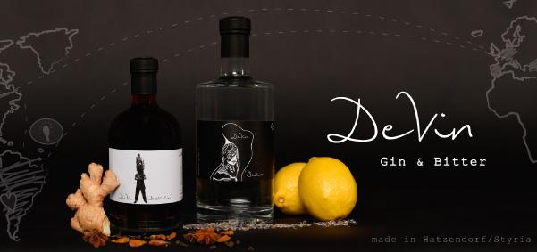 DeVin Gin aus Hatzendorf https://www.devin-gin.at/