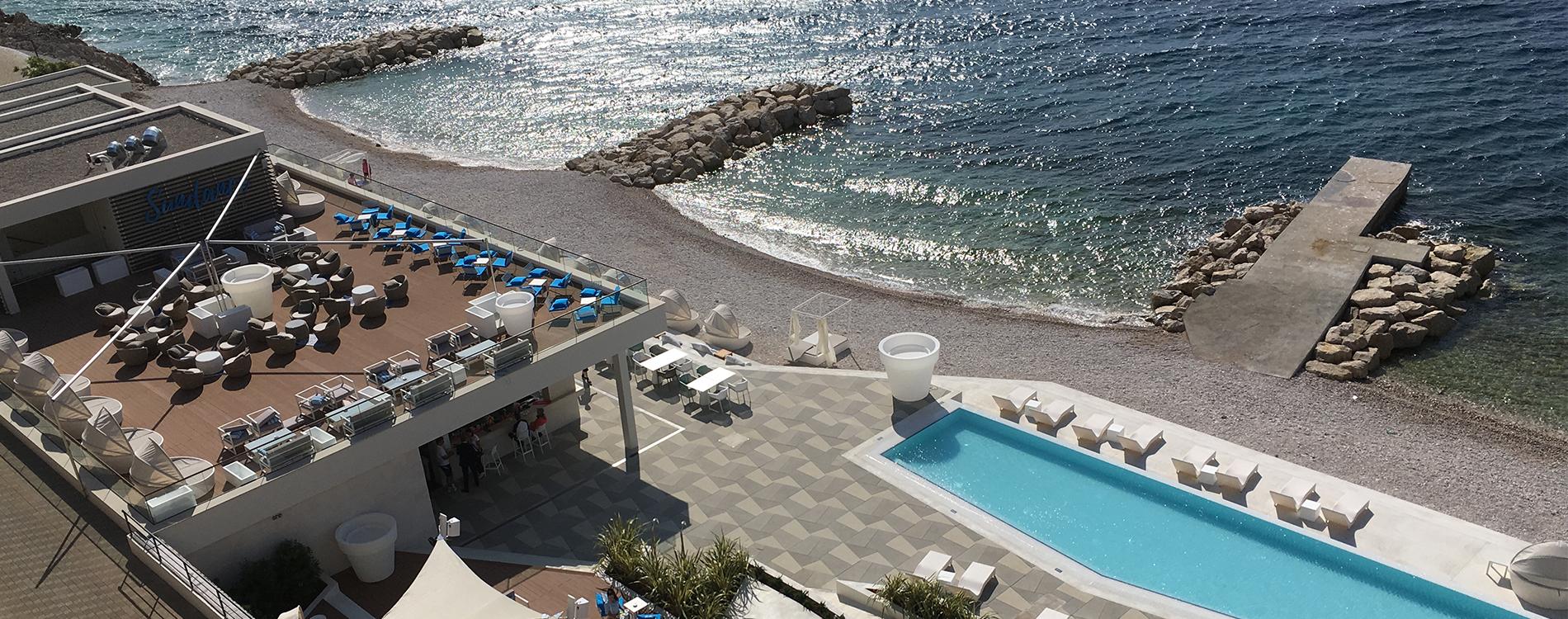 Die größte diesjährige Investition des kroatischen Tourismus das TUI Family Life Bellevue Resort 4* und Valamar Girandella Resort 4*/5* www.gindeslebens.com