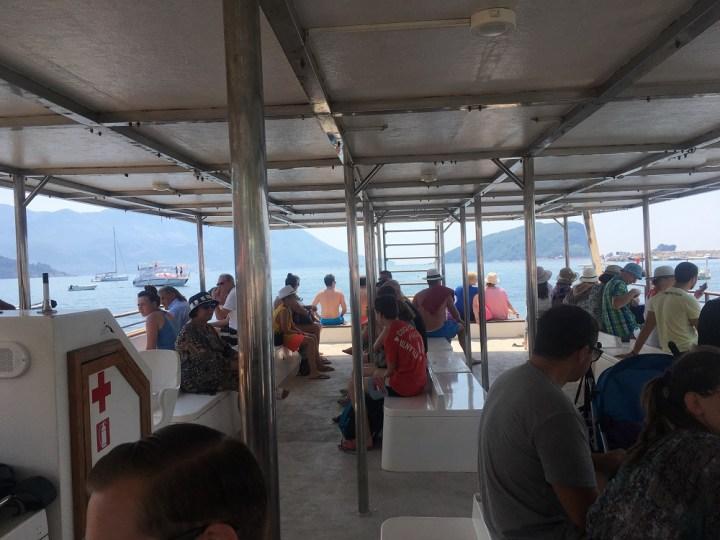 Bootsfahrt nach Hawaii Budva Montenegro www.gindeslebens.com