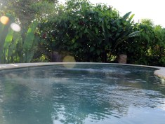 Pools Volcano Lodge Springs Costa Rica www.gindeslebens.com