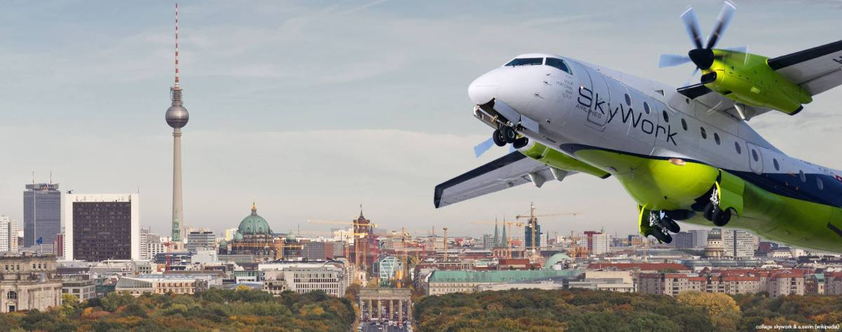 Der neue Graz-Berlin Flug ab 25. März 2018