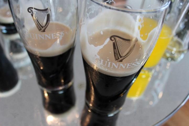Sehenswürdigkeiten in Dublin Guinness Storehouse www.gindeslebens.com