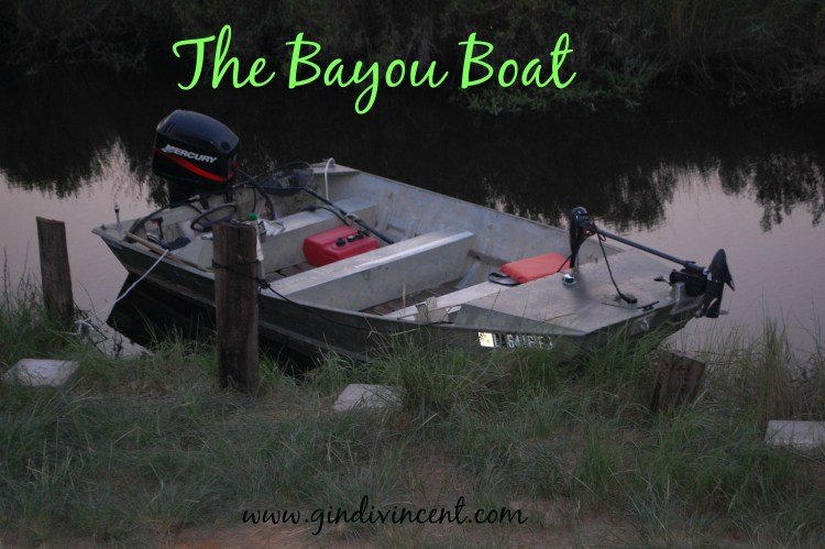 bayouboat