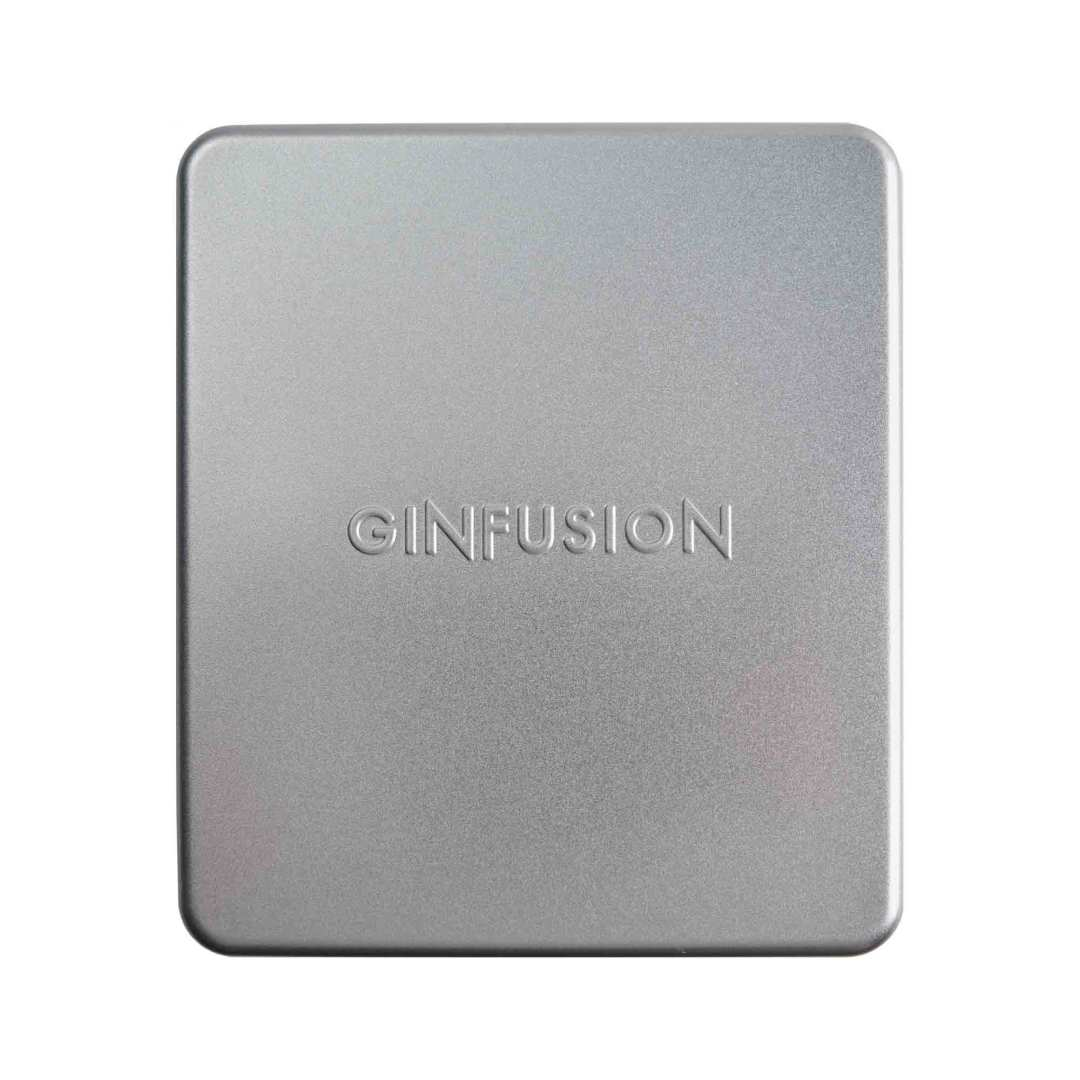 Ginfusion Embossed Tin