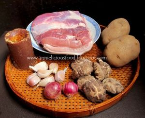 babi pongtay ingredients