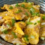 Chai Poh 菜脯卵 (Salted Radish) Omelette