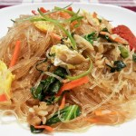 Fried Tang Hoon 炒粉丝 (glass noodles)