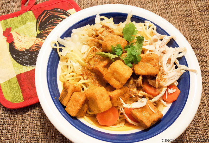 Felix Original Chicken Curry Noodles
