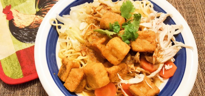Felix Original Chicken Curry Noodles