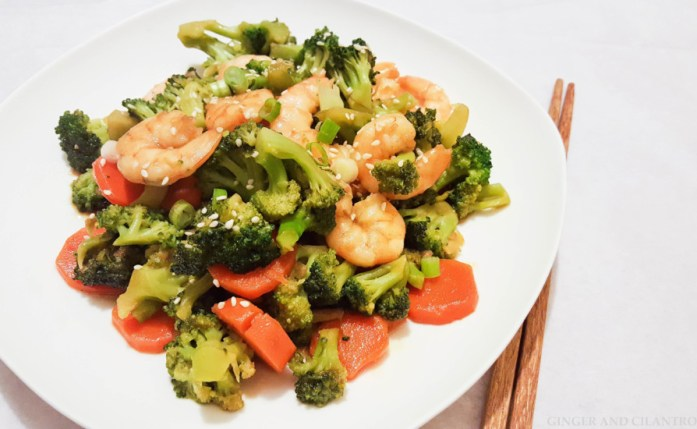 Shrimp and Broccoli Stirfry WokSkillet 20170122 (4)