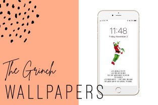Free Holiday And Christmas Iphone Wallpapers Ginger And Ivory