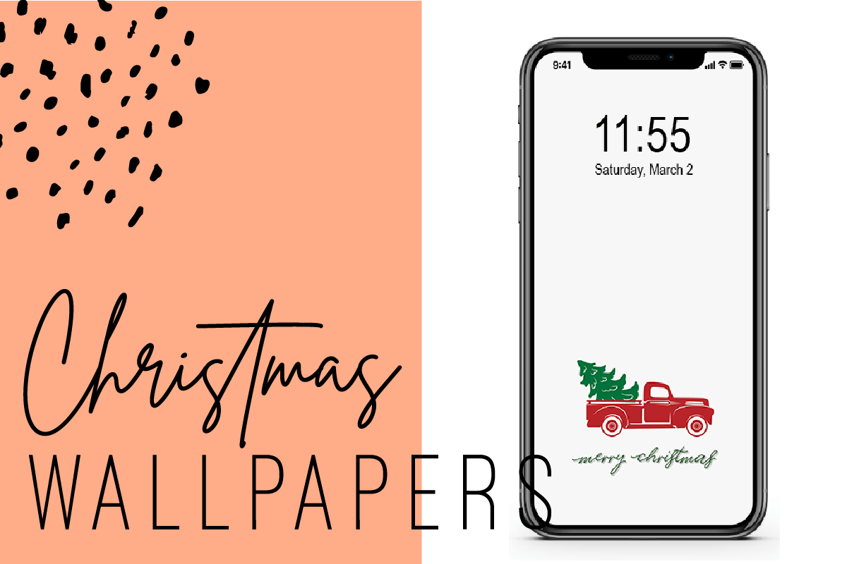 Christmas Iphone Wallpapers 2019 Ginger And Ivory