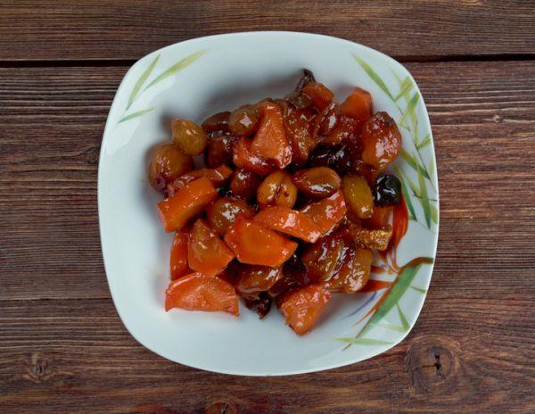 contorni  Ginger  Tomato