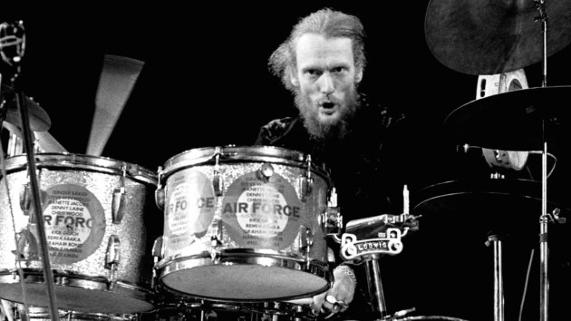 Ginger Baker in Air Force