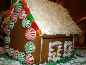 Gingerbread House Shingle Ideas House Interior