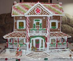 Decorate A Gingerbread House And Make A Little Magic!
