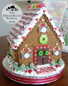 gingerbread house Christmas
