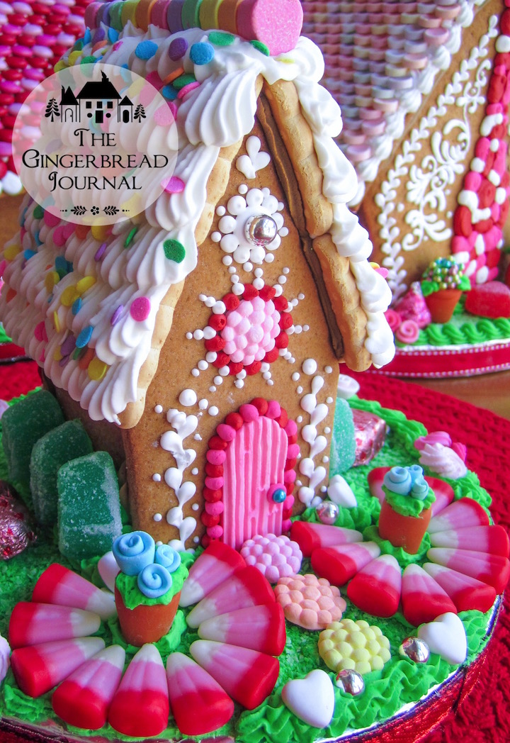 how to make a good gingerbread house