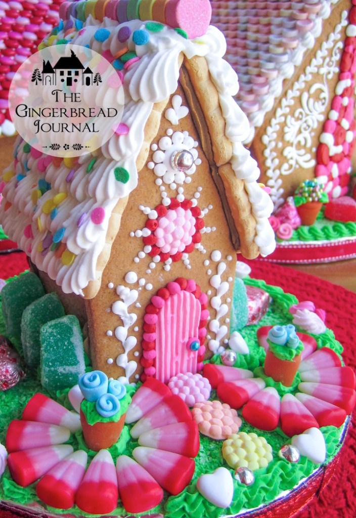 valentines gingerbread house fpe-14wm