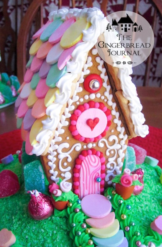 valentines gingerbread house fpe-6wm