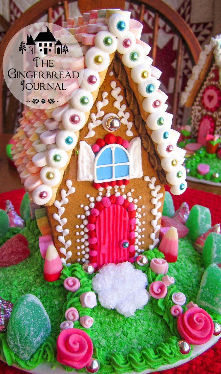 Gingerbread House The Gingerbread Journal How To Make
