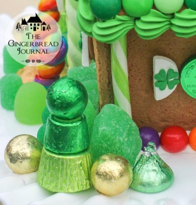 gingerbread house St. Patrick's Day 2015-30wm