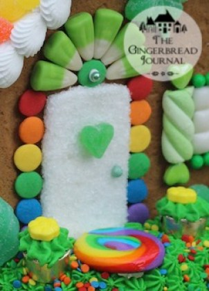 gingerbread house St. Patrick's Day 2015-42wm