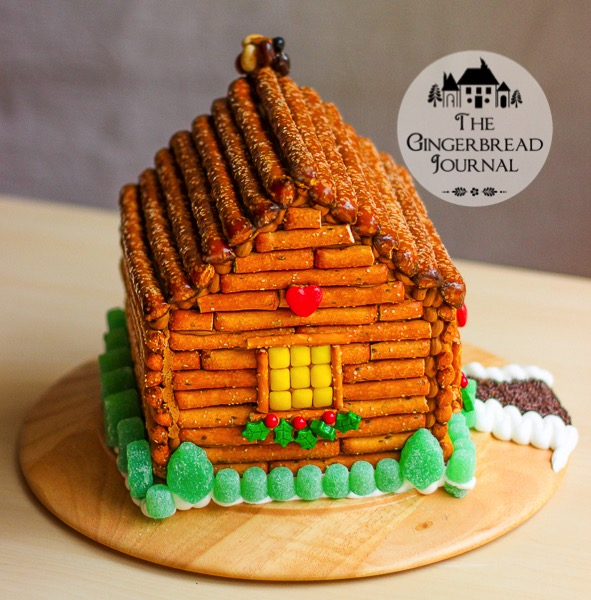 gingerbread house log cabin-4wm