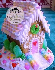 Gingerbread House The Gingerbread Journal www.gingerbreadjournal.com
