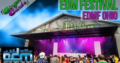 Electronic Dayton Music Festival 2017