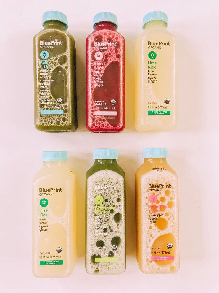 Detox diaries blueprint 2 day cleanse ginger co blueprints juices undergo high pressure pascalization an innovative technology which sterilizes without the use of heat pasteurization or preservatives malvernweather Image collections