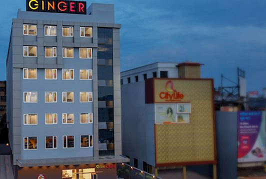 Ginger An Ihcl Brand Book Direct For Best Hotel Deals