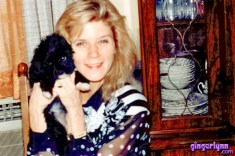 Photographic LIfe of Ginger Lynn early personal BTS
