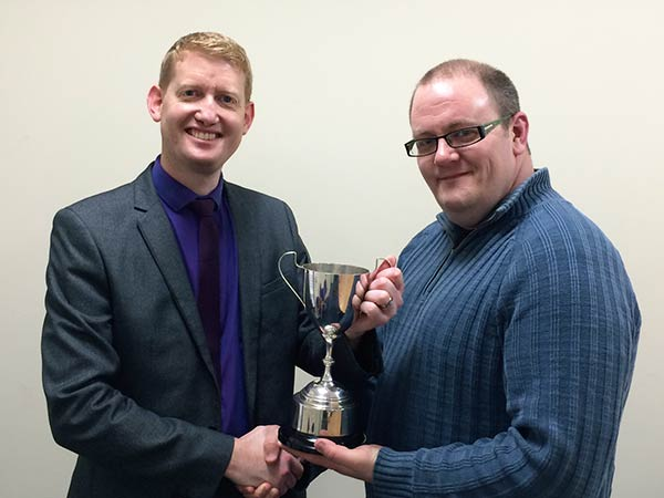 The Best Magician in Bristol - Close Up Magician of the Year 2015 - Damian Surr, Gingermagic